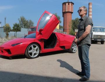 Украинец собрал Lamborghini Reventon