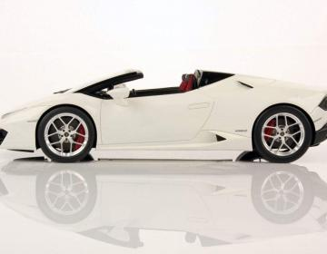 Huracan LP580-2 Spyder by MR Models 1/18