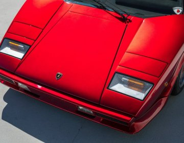 Twin Turbo Countach