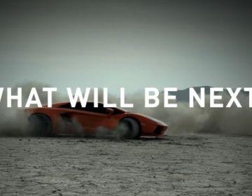 Новый интригующий промо-ролик от Lamborghini. Что будет дальше?