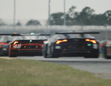 Две команды Lamborghini вошли в первую десятку гонки «24 часа Дайтоны»