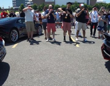 Lamborghini Centenario против Shelby GT350R. Рёв батл