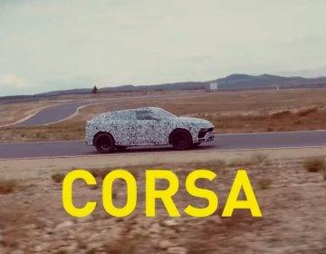 Lamborghini Urus: режим вождения Corsa