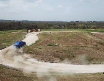 Lamborghini Urus в динамике