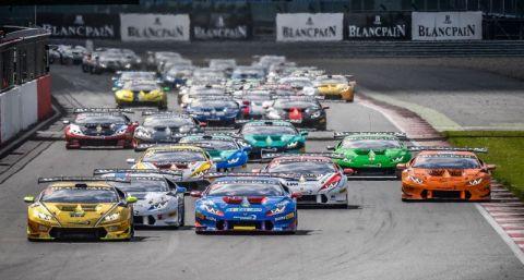 Расписание гоночных серий финала Lamborghini Super Trofeo на 2017 год в Имоле