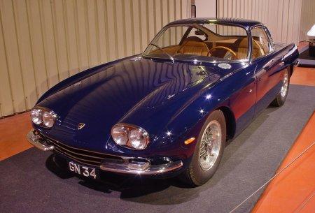 1965 Lamborghini 400GT (Interim)