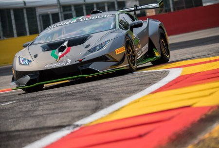 2018 Huracán Super Trofeo EVO 10th Edition