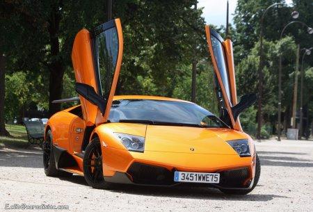 2009 Lamborghini Murcielago LP670-4 SV