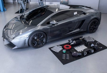 Lamborghini Gallardo LP560-4 от Mcchip-DKR