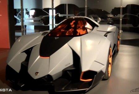Lamborghini всех времен