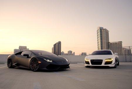 Lamborghini Huracan от GMG Racing