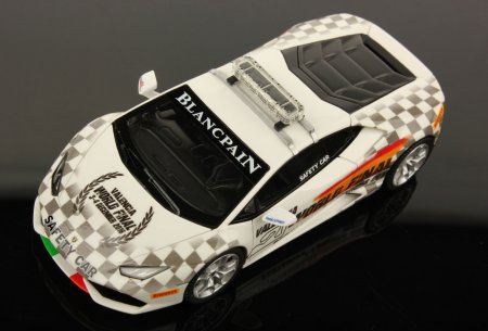 Huracán Safety Car 'Blancpain Super Trofeo' by LookSmart 2016