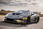 Automobili Lamborghini SpA обнародовали фотографии Lamborghini Huracán Super Trofeo EVO