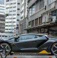 2017 Lamborghini Centenario LP 770-4в гонконге