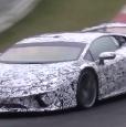 Lamborghini Huracán Performante установил рекорд на Нюрбургринге