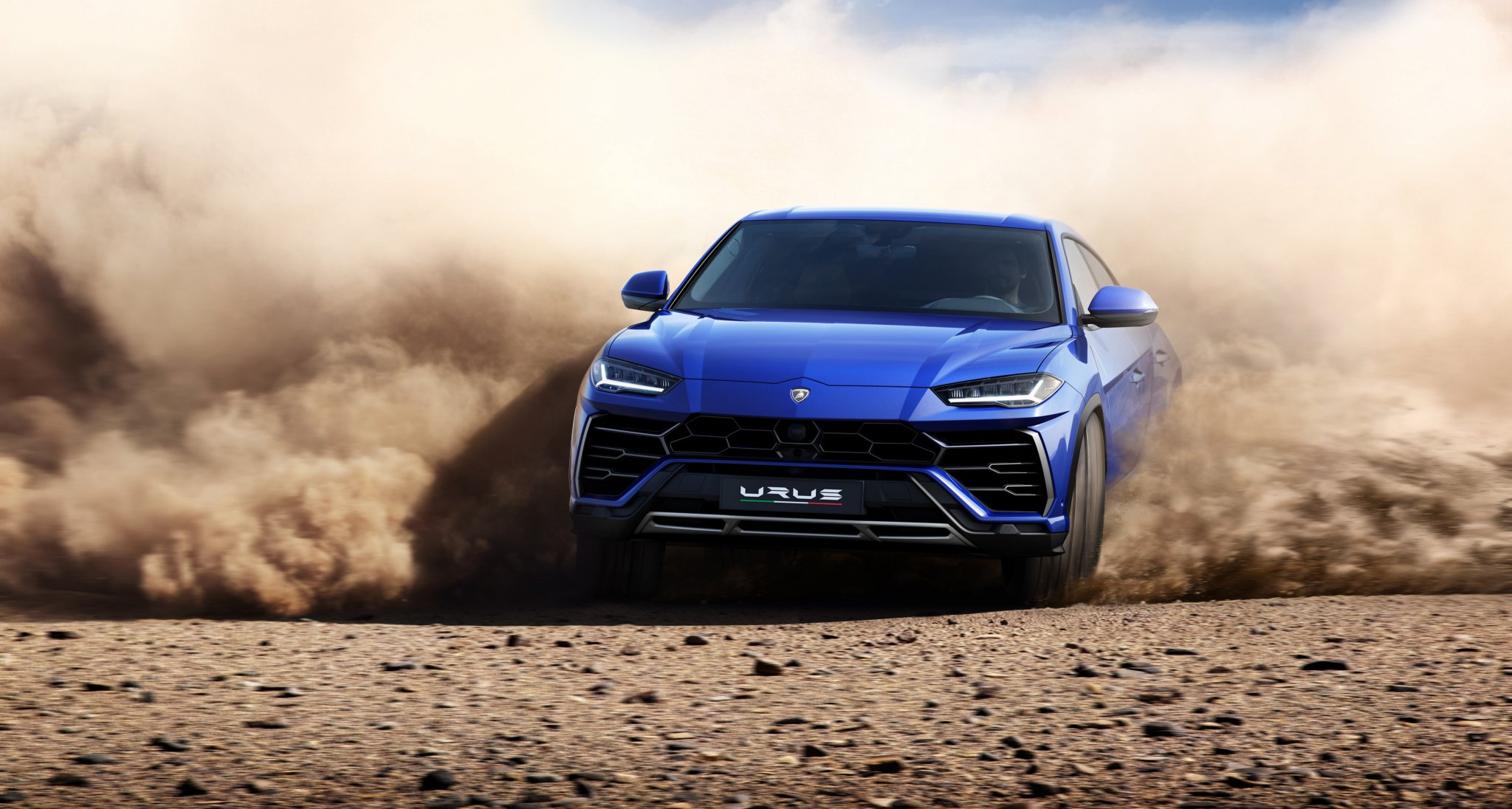 2017 Lamborghini Urus 4.0 AT 'Off-Road Package'
