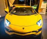 Aventador S Unveiling Event - Lamborghini Newport Beach