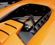 Крышка двигателя Lamborghini Huracan Performante