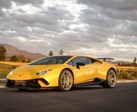 Lamborghini Huracan Performante. Wheels: V-SF 001