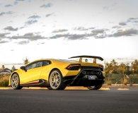 Lamborghini Huracan Performante. Wheels: V-SF 001