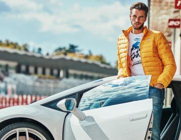 Lamborghini в новейшей коллекции Spring-Summer`16