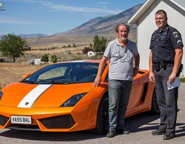 Через Средний Запад Штатов на Lamborghini Aventador Roadster и Gallardo LP550-2 Valentino Balboni