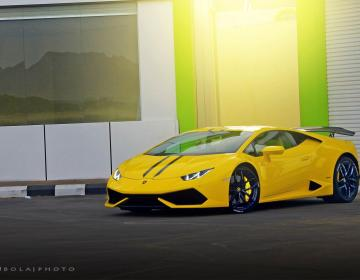 Meet the Lamborghini Huracan Simplicity by DMC
