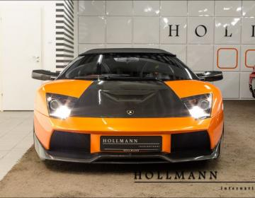 Lamborghini Murcielago roadster от Status Design & BF Performance
