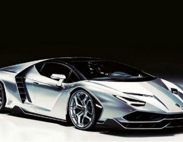 Свежак! Lamborghini Centenario LP770-4