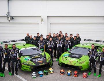 Компания Lamborghini выиграла 24 часа Daytona во второй раз подряд