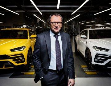 Продажи компании Lamborghini за 2018 год