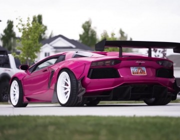 Джеймс Кондон в свои 32 года купил пятый Lamborghini