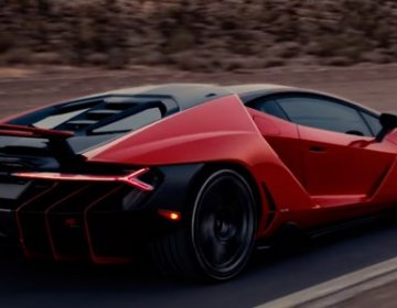 Kevin Hooks о великолепном Lamborghini Centenario