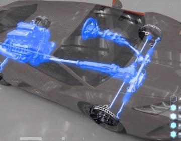 Lamborghini Huracán EVO с новой системой управления динамикой LDVI