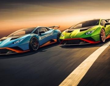 Встречайте новый Lamborghini Huracan STO (Super Trofeo Omologata). Как заявляют в компании, эта специальная версия Huracan приглянется тем, кто любит гонять на треке.