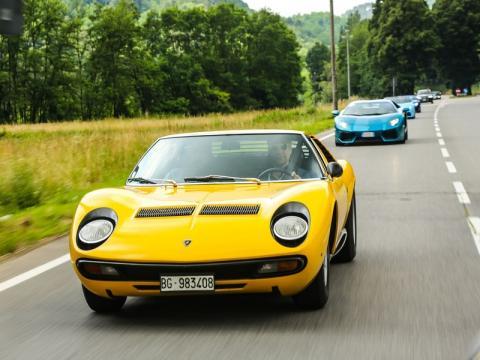 Каково же это – водить самый красивый Lamborghini на свете
