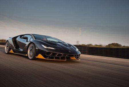 2016 Lamborghini Centenario LP 770-4 Prototipo