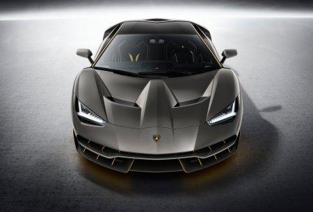 2016 Lamborghini Centenario LP770-4