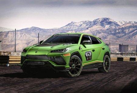 2018 Urus ST-X Concept
