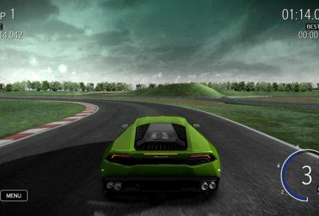 симулятор Lamborghini Huracan LP610-4