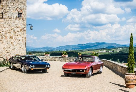 В 2018 году отдел Lamborghini Polo Storico отметил 50-летие Эспады и Ислеро