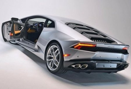 Lamborghini Huracan LP610-4 двери