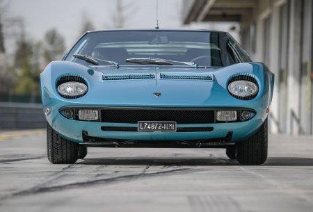 Lamborghini Miura P400S (1971) - Маленького Тони (4797)