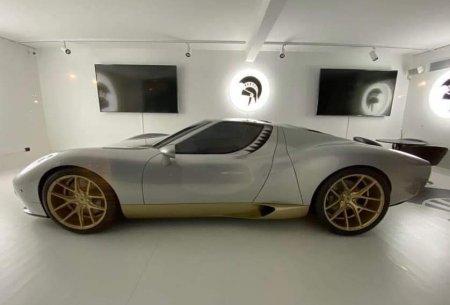 Ares Design LM66 (Lamborghini Miura 1966)