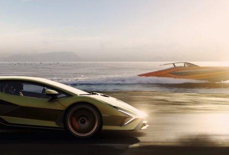 Роскошная яхта Tecnomar for Lamborghini 63