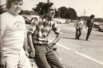 Пол Рилли и Роберт Ле Вэв рядом со своим гоночным Islero