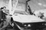 Работа над новым прототипом Lamborghini P132