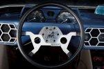 Руль и приборная панель Lamborghini TP200 Marzal