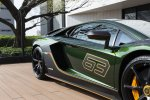 На бортах красуется знакомое число 63, символизирующее год основания компании Lamborghini.
