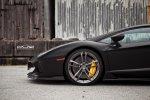 Lamborghini Aventador на дисках PUR Wheels